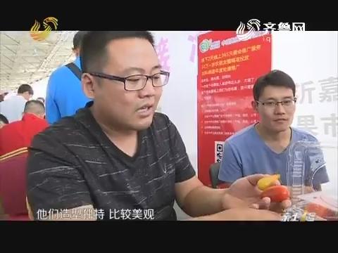 【中国农业创富大会特别报道】创富大会搭桥 产销精准对接