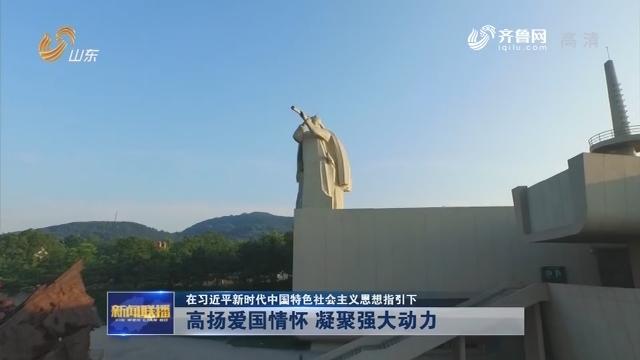 【在习近平新时代中国特色社会主义思想指引下】高扬爱国情怀 凝聚强大动力