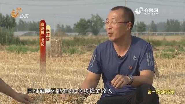 20180624《齐鲁先锋》:在习近平新时代中国特色社会主义思想指引下·第一书记风采录 王靖磊——迎难而上村变样