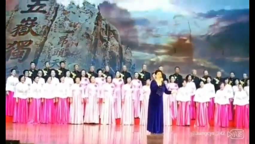 大合唱:《不忘初心》 省广电老干部合唱团演唱
