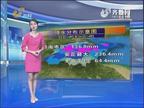 看天气:雨热同季已开始 降雨炎热常轮换