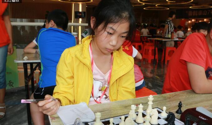2018济南国际象棋大奖赛完美收枰