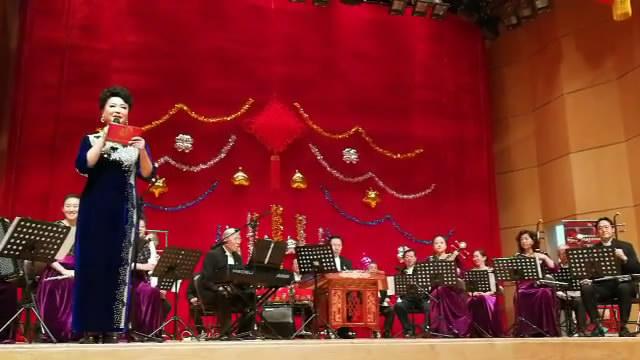 乐器合奏:《好日子》省台星光艺术团演奏