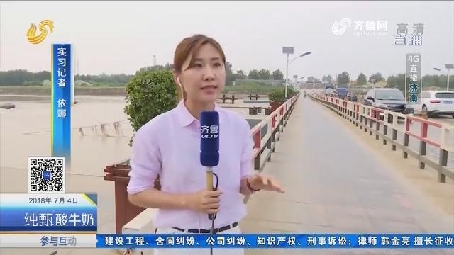 上游来水增加 7月5日起省内所有黄河浮桥陆续拆除