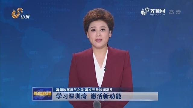 【再领改革风气之先 再立开放波澜潮头】学习深圳湾 激活新动能