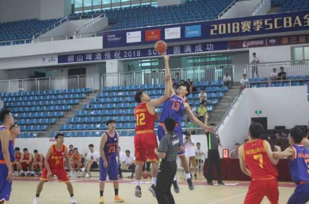 2018全国体院篮球联赛在济南赛区落幕