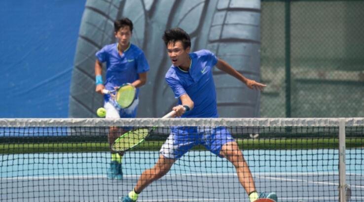 ITF国际青少年网球巡回赛济南站收官