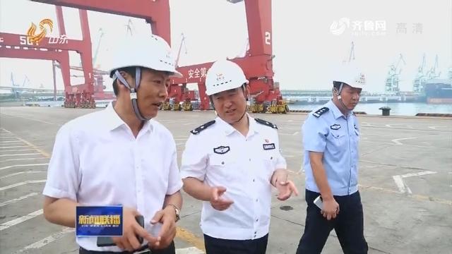 【新时代 新担当 新作为】张培林:守护平安 为发展保驾护航