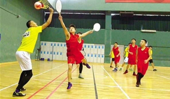 淄博:全民健身运动会毽球、珍珠球、蹴球赛