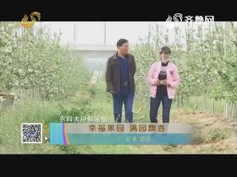 【农科大户俱乐部】幸福果园 满园飘香