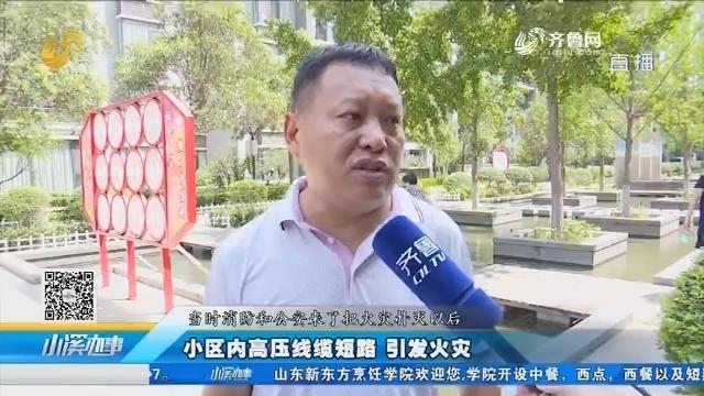 济南:三伏天小区突然停电 居民苦不堪言