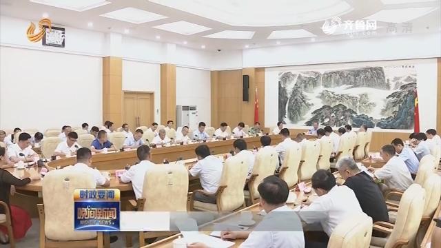 省委省政府召開部分退役軍人代表座談會