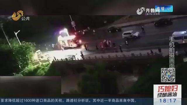 滨州高新区再次发布暴雨致两人死亡情况说明