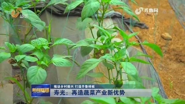 【推动乡村振兴 打造齐鲁样板】寿光:再造蔬菜产业新优势