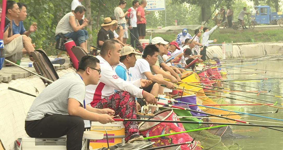 2018年首届钓鱼比赛宁津开钓