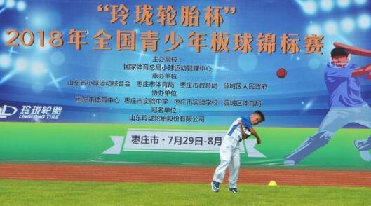 全国青少年板球锦标赛枣庄收官