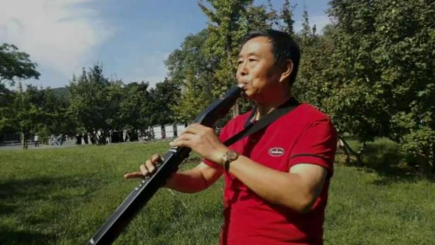 李建国电吹管演奏:我们的中国梦  老新协融媒体