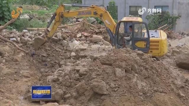 山東:強降雨導致380萬人受災 啟動救災應急Ⅳ級響應