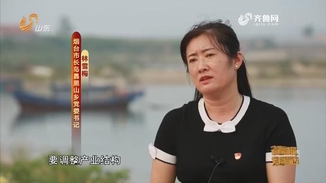 20180822《齐鲁先锋》:在习近平新时代中国特色社会主义思想指引下·奋进新时代 党员新作为 黑山乡的华丽转身