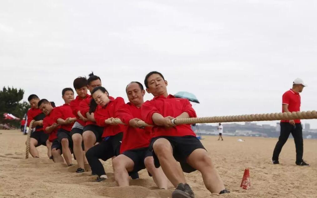 山东省第四届半岛蓝色经济区健身联动启动