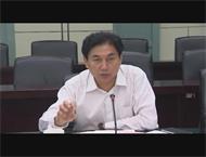 王宏志与华熙国际投资集团客人座谈