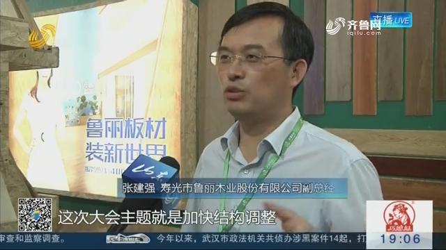第九届中国临沂国际木业博览会在临沂举办