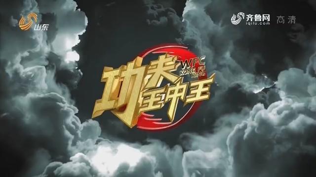 20180911《功夫王中王》:王腾豪VS沙里幕汗