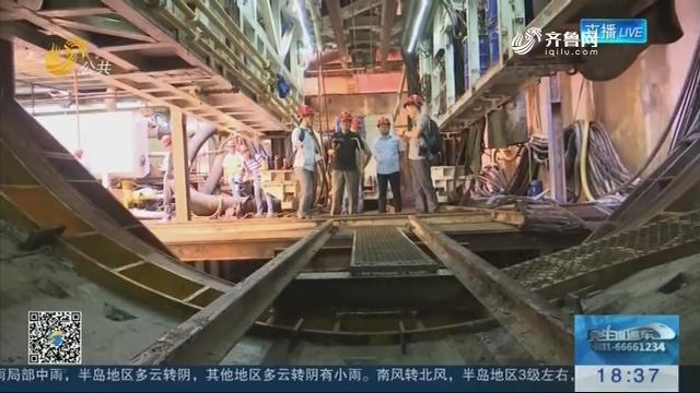 【重大工程巡礼】青岛地铁8号线过海段开工