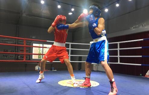 省运会拳击比赛在平度完赛