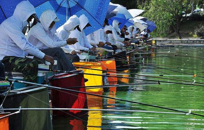 第九届全国钓鱼巡回赛总决赛在威海举行