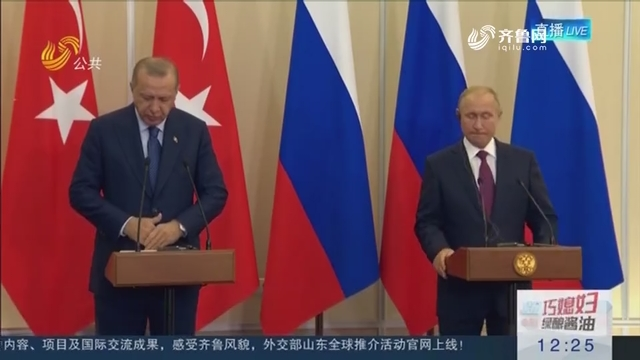 俄土将在叙伊德利卜省建立非军事区