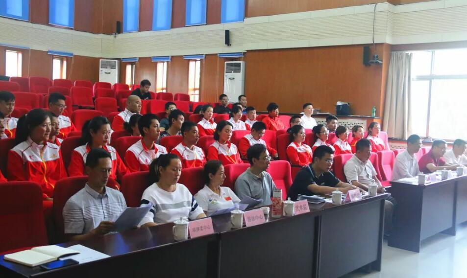 山东省第三期体能教练员培训班开班