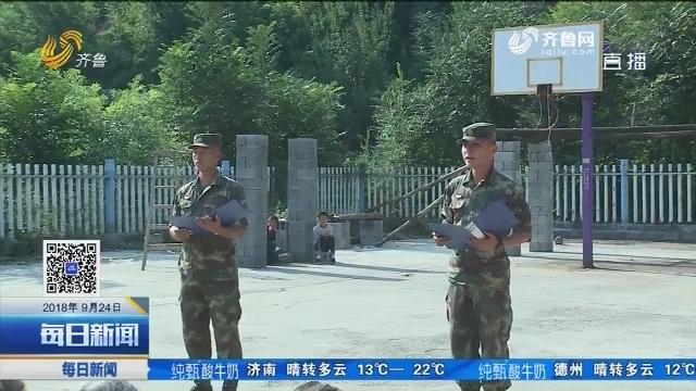 青州:军民鱼水情 共庆中秋节