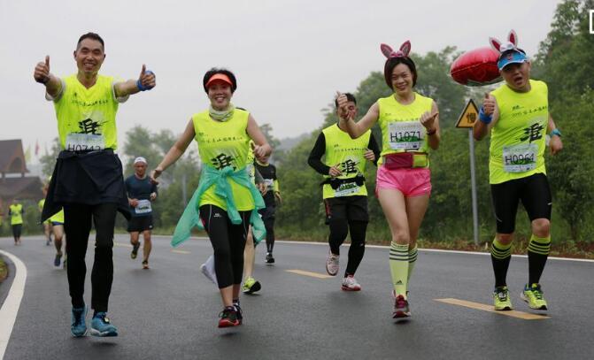 2018济南环华山湖国际半程马拉松赛下月开跑
