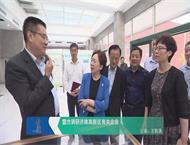 雷杰调研济南高新区有关企业