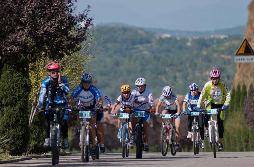 2018中国运河名城自行车公开赛开赛