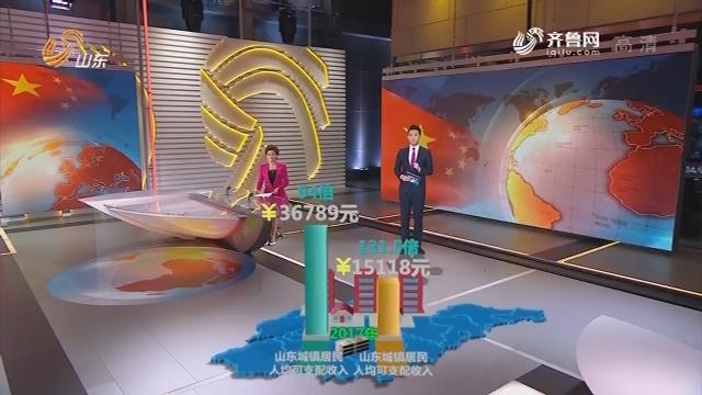 【庆国庆 看变化】数说新变化(六)收入