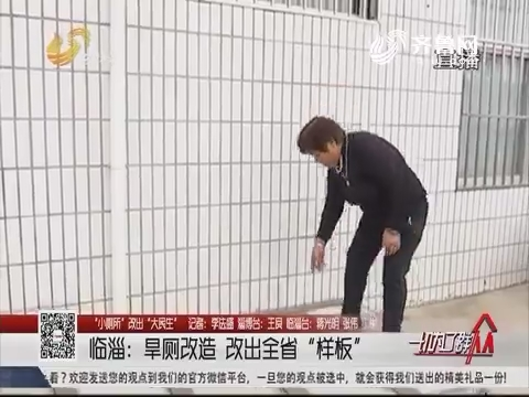 """【""""小厕所""""改出""""大民主""""】临淄:旱厕改造 改出全省""""样板"""""""