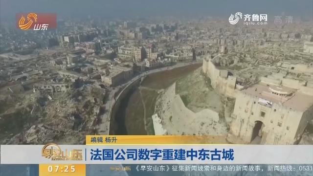 法国公司数字重建中东古城