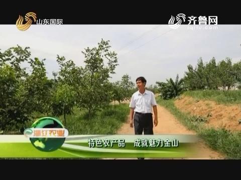 20181020《淄江农业》:特色农产品 成就魅力金山