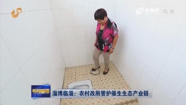 淄博临淄:农村改厕管护催生生态产业链
