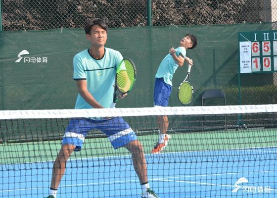 网球赛完美收官 济南代表团成最大赢家