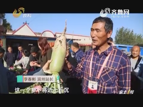 【山东农联2019年总站长见面会】滨州:农产新奇特 站长竞风采
