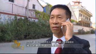 《法院在线》11-03播出:《徐泉林:做有温情的法官 审有温度的案件》