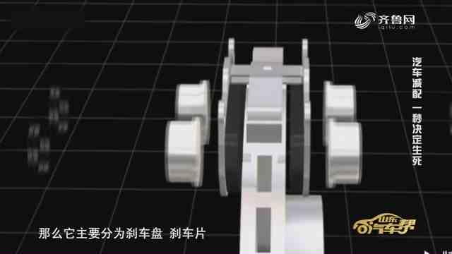 《民生实验室》:刹车系统的基本原理
