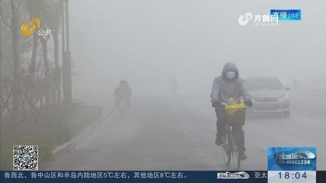 【海丽气象吧】全省多地浓雾弥漫 160余个高速收费站封闭