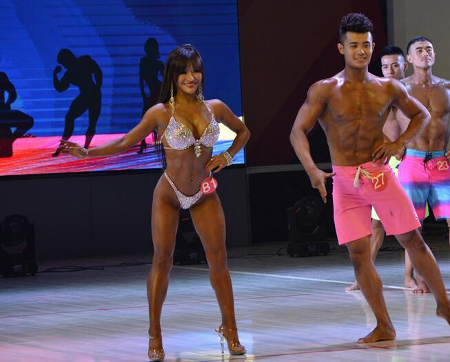 烟台第十六届健美健身锦标赛落幕