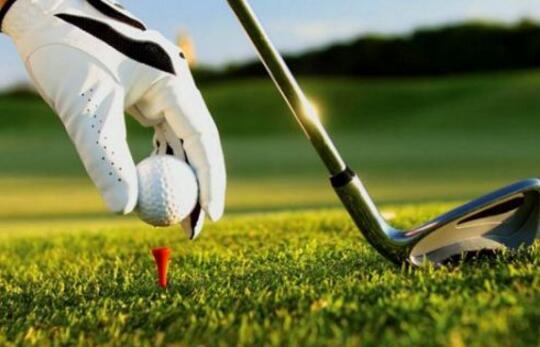 山东省场地高尔夫球系列赛决赛新泰开赛