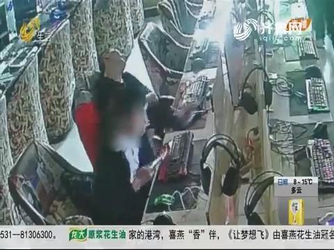 德州:男子盗窃 民警追到卖血站