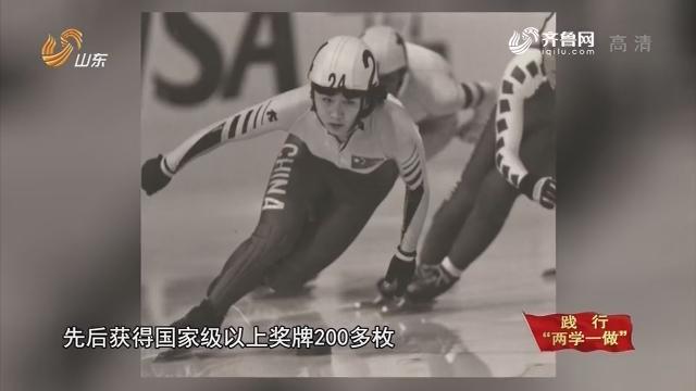"""【新时代先锋】张杰:为""""折翼天使""""插上翅膀"""